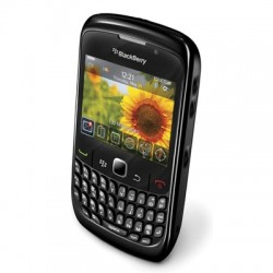 Blackberry Curve 8520 (Black) - Like New