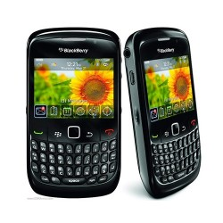 Blackberry Curve 8520 (Black Or Silver) - Brand New