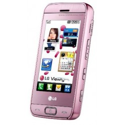 LG Viewty Smile GT400 (Pink)