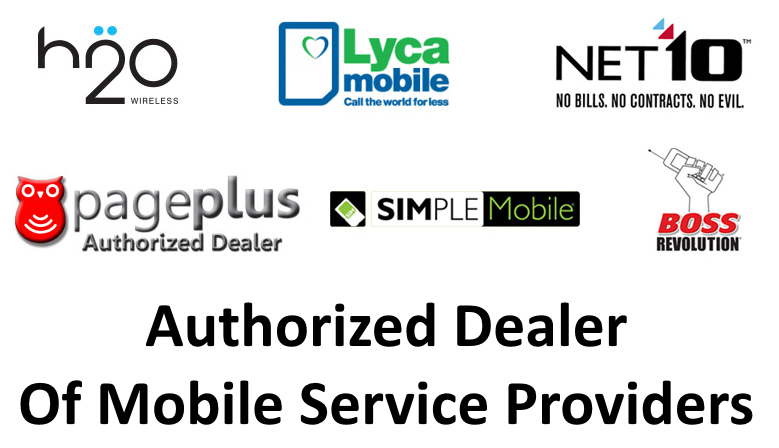 Authorized Dealer Of Mobile Service Providers